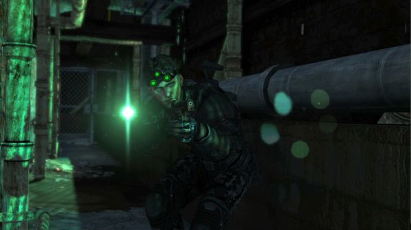 Splinter Cell: Blacklist screen