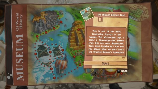 Worms: Clan Wars screen