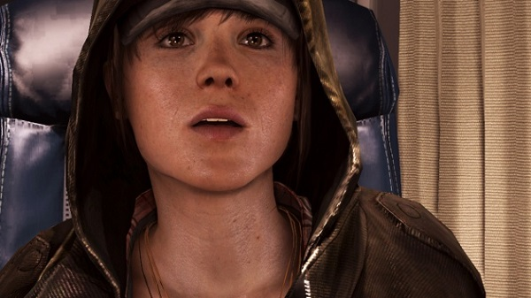 Beyond two souls jodie