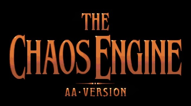Chaos Engine Remastered Logo
