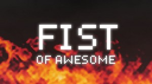 Fist of Awesome logo
