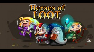 Heroes of Loot logo