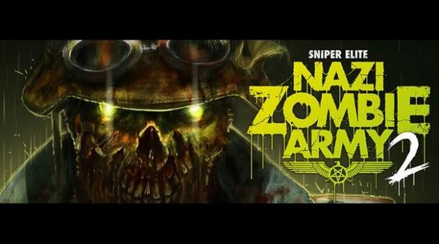 Sniper Elite: Nazi Zombie Army 2 logo