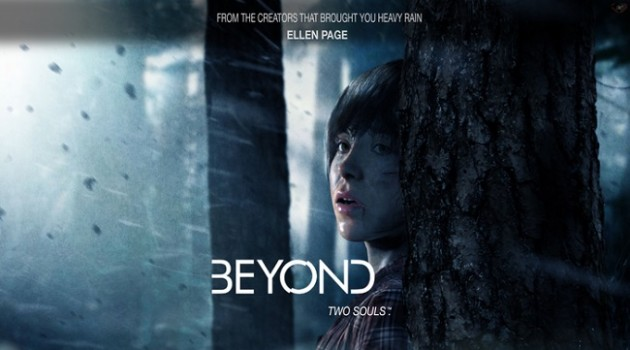 beyond two souls logo screen