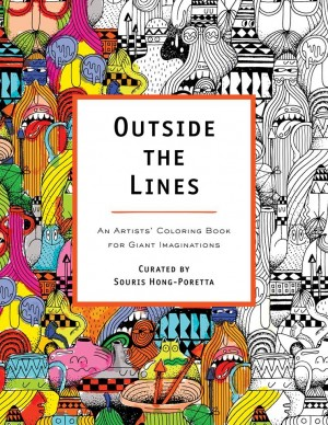 outside the lines coloring book
