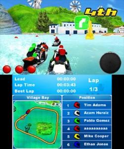 AquaMoto Racing 3D