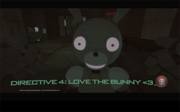 Boo Bunny Plague screen