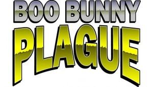 Boo Bunny Plague logo