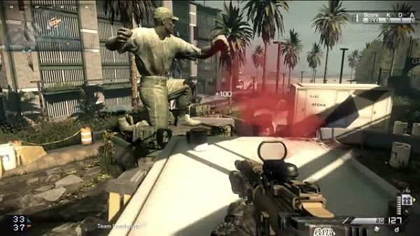COD GHOSTS Shot 4