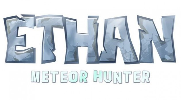 Ethan: Meteor Hunter logo