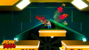 Atomic Ninjas (PS3/Vita) Review