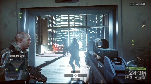 battlefield 4 PS3 Image 1