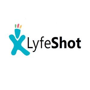 LyfeShot logo - square