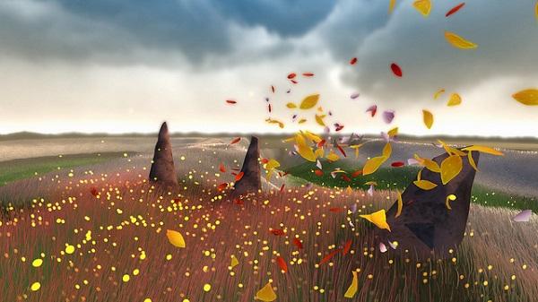 flower PS4 2