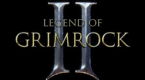 Legend of Grimrock 2 logo