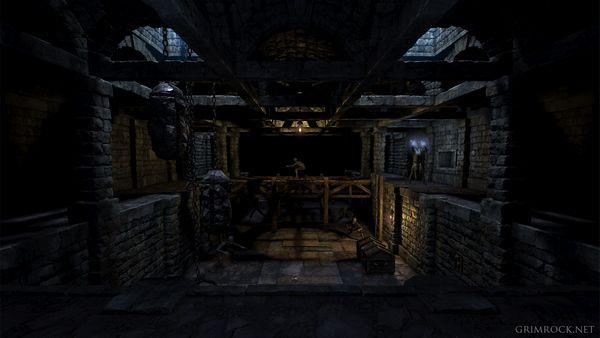 Legend of Grimrock 2 screen