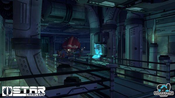 StarCrawlers screen