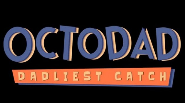 Octodad Dadliest Catch logo