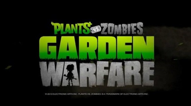 Plants Vs Zombies Garden Warfare header