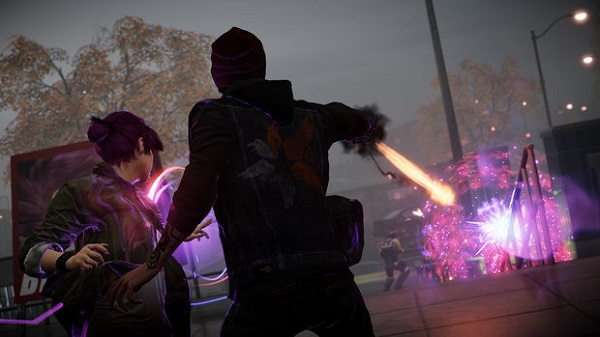 infamous second son 2
