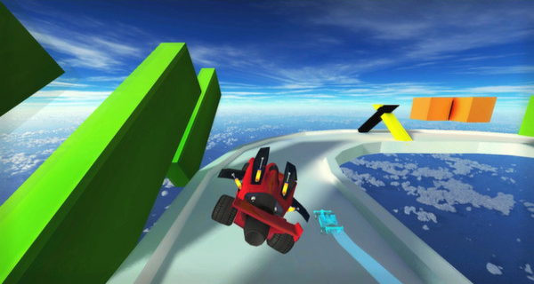 Jet Car Stunts Image 1