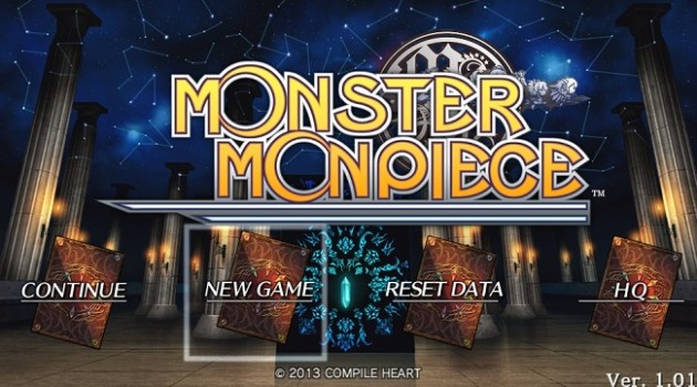 Monster_Monpiece_title_screen