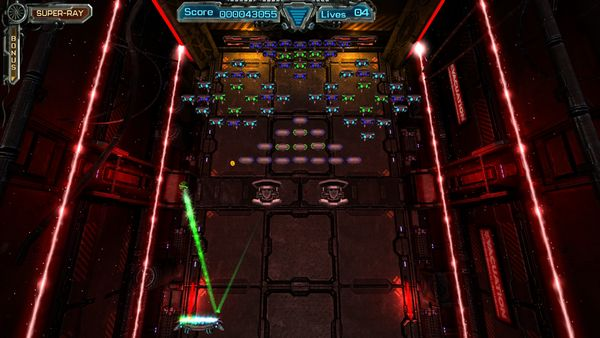 Ionball 2 Tower Assault screen