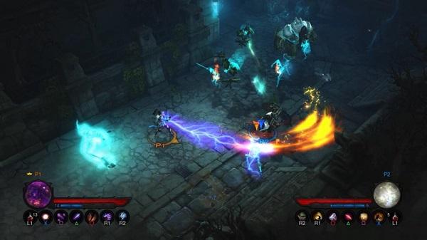 Diablo 3 PS4 1