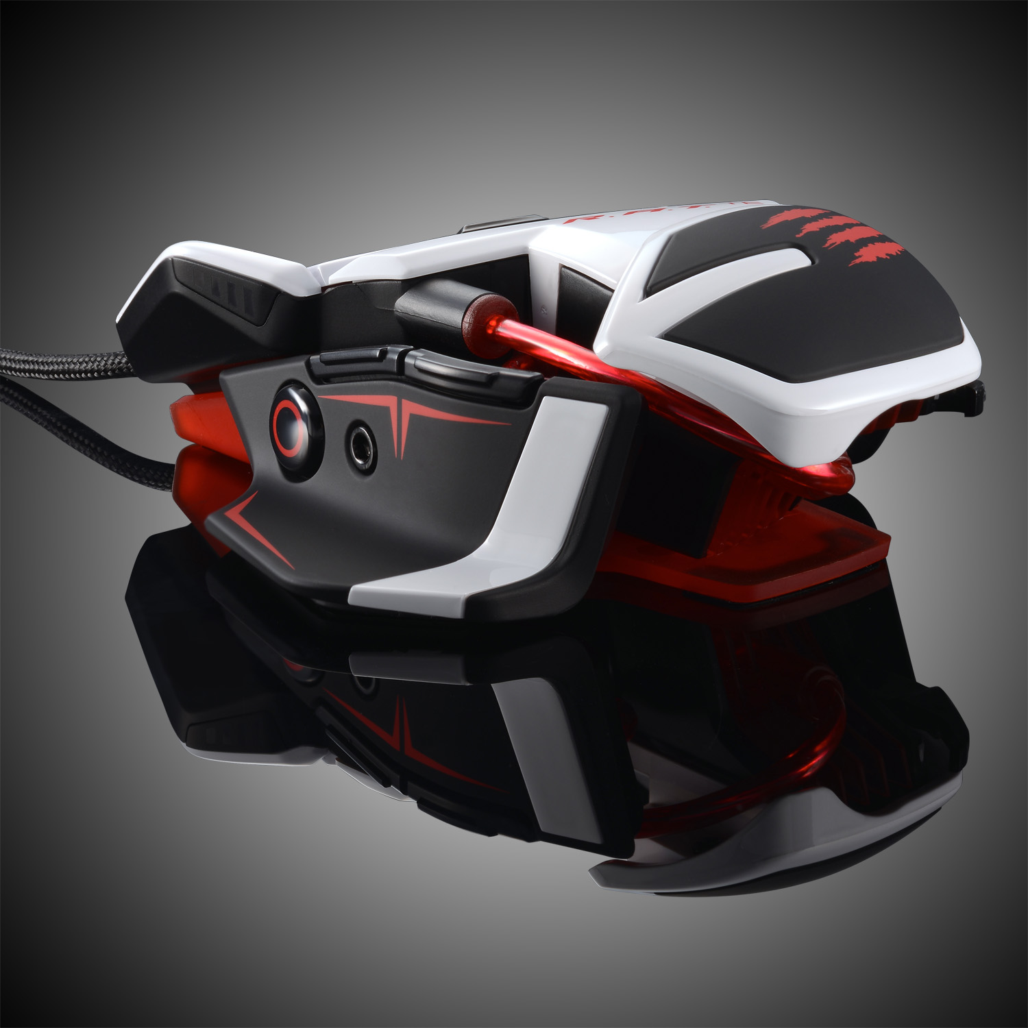 Games Fiends - Mad Catz R.A.T.TE (Hardware) Review |