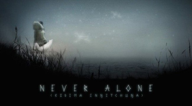 never-alone-title