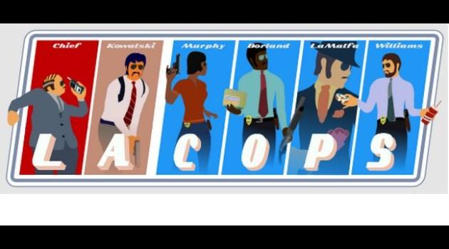 LA Cops logo