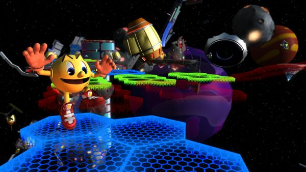 Pac-Man and the Ghostly Adventures 2 screen
