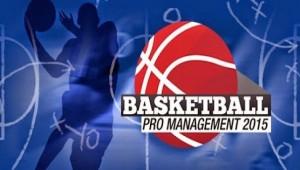 Basketball Pro Management 2015 logo
