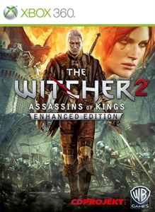Witcher 2 box art
