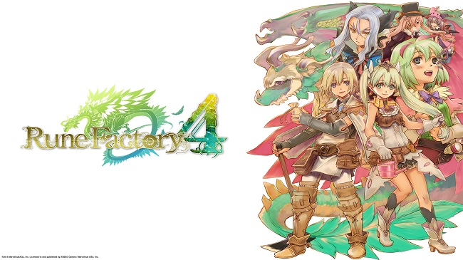 Cooking license rune factory 4 review