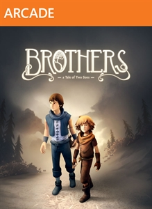 Brothers A Tale Of Two Sons box