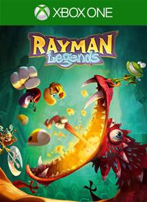 Rayman Legends box