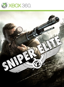 Sniper Elite V2 box