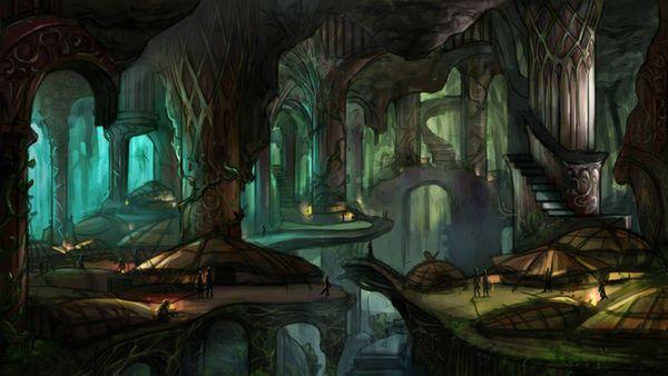 Underworld Ascendant art