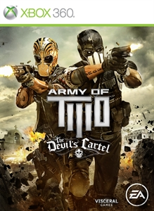 Army Of Two Devils Cartel box