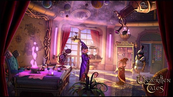 Book of Unwritten Tales 2 Screen 1