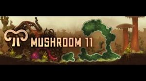 Mushroom 11 logo