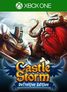 CastleStorm Definite Edition box