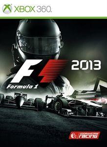 F1 2013 box