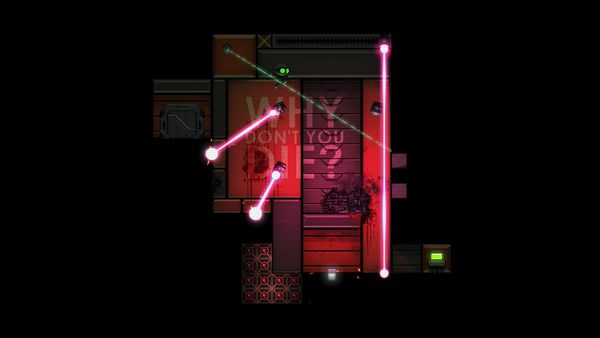 Stealth Inc 2 screen