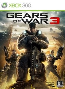 Gears Of War 3 box