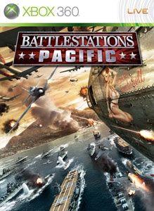 Battlestations Pacific box