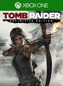 Tomb Raider Definitive box