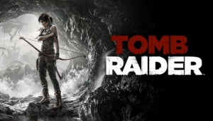 Tomb Raider header logo