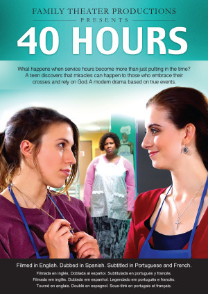 40 Hours DVD Cover